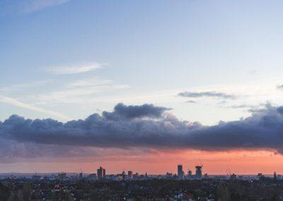 Manchester Skyline by Richard Carroll photography